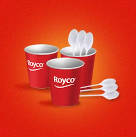 Royco vending packk